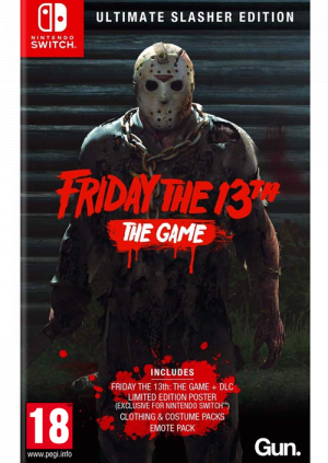Switch Friday the 13th: The Game - Ultimate Slasher Edition - GamesGuru