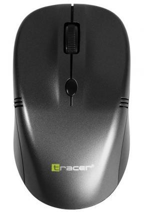 Tracer miš bežični JOY BLACK RF NANO, TRAMYS45003