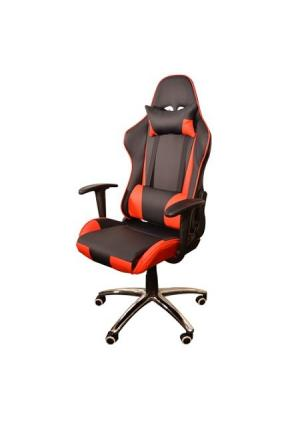 Gaming Chair e-Sport DS-058 BlackRed (PU,PVC)