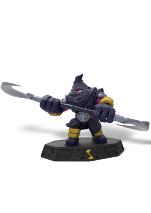 Skylanders Imaginators Sensei Hood Sickle