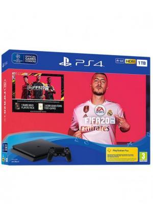 PlayStation PS4 1TB + FIFA 20 - GamesGuru