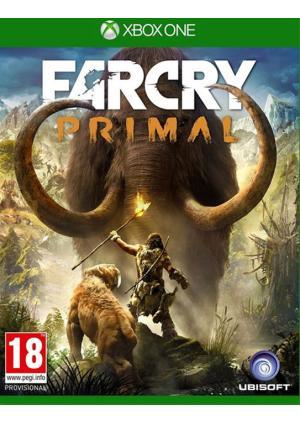 Second Hand XBOX ONE Far Cry Primal  - GamesGuru