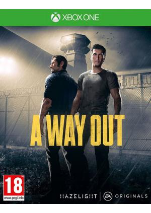 Second Hand XBOX ONE A Way Out - GamesGuru