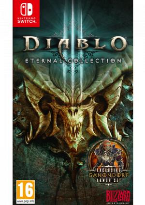 Switch Diablo 3 Eternal Collection - GamesGuru