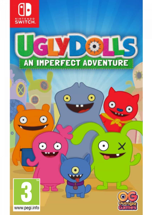 Switch Ugly Dolls: An Imperfect Adventure - GamesGuru