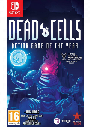 Switch Dead Cells - Action Game of the Year - GamesGuru