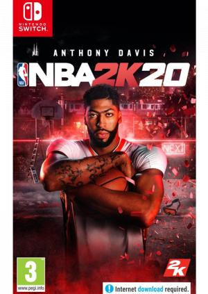 Switch NBA 2K20 - GamesGuru