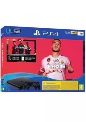 PlayStation PS4 1TB + DS4 + FIFA 20 - GamesGuru