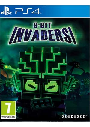 PS4 8-BIT INVADERS - GamesGuru