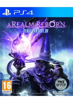 PS4 FINAL FANTASY XIV A REALM REBORN
