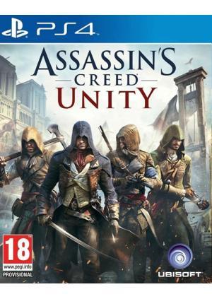 PS4 Assassin's Creed Unity - GamesGuru