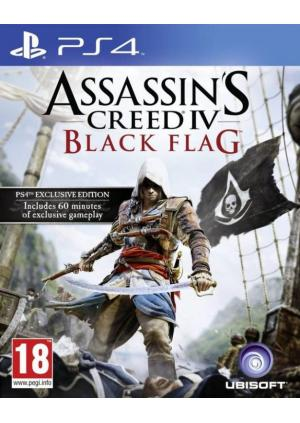 PS4 ASSASSINS CREED 4 BLACK FLAG