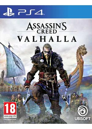 PS4 Assassins Creed Valhalla - GamesGuru