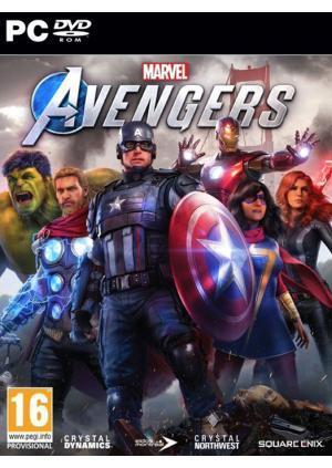 PC Marvel's Avengers - GamesGuru