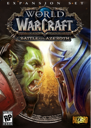PC World of Warcraft Battle for Azeroth
