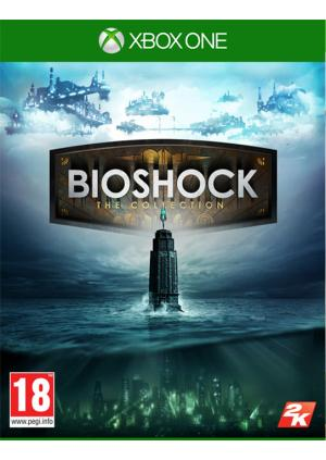 XBOX ONE Bioshock The Collection - GamesGuru