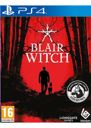 PS4 Blair Witch - GamesGuru