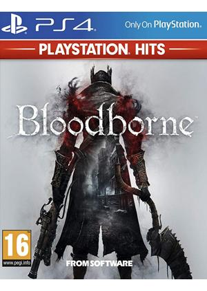 PS4 Bloodborne Playstation Hits - GamesGuru