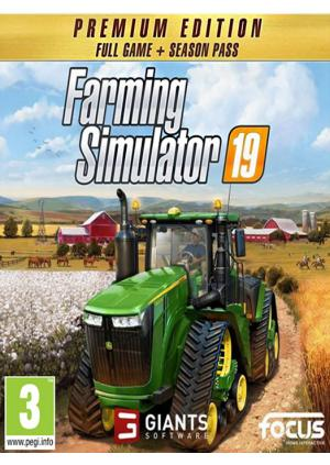 PC Farming Simulator 19 - Premium Edition - GamesGuru
