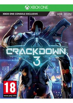 XBOX ONE Crackdown 3 - GamesGuru