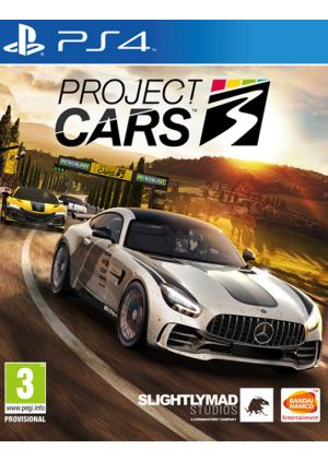 PS4 Project Cars 3 - GamesGuru