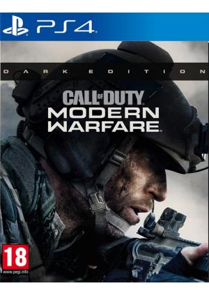 PS4 Call od Duty: Modern Warfare Dark Edition- GamesGuru