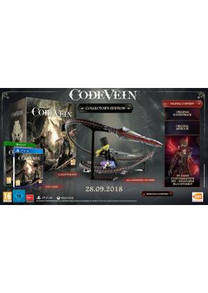 PS4 - CODE VEIN COLLECTOR'S EDITION