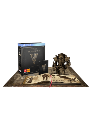 The Elder Scrolls Online Morrowind Collector's Edition