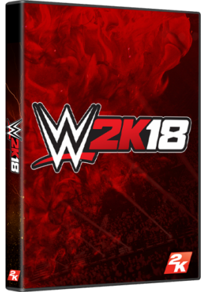 XBOX ONE WWE 2K18 COLLECTOR EDITION