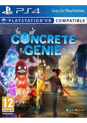 PS4 Concrete Genie - GamesGuru