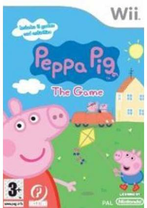 GamesGuru.rs - Peppa Pig The Game - Igrica za Wii