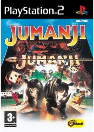 GamesGuru.rs - Jumanji - Igrica za PS2