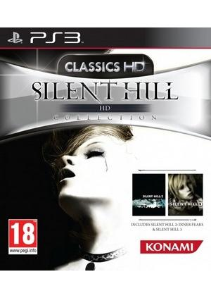 GamesGuru.rs - Silent Hill HD Collection - Igrice za PS3