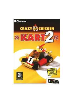 GamesGuru.rs - Crazy Chicken Kart 2 - Igrica