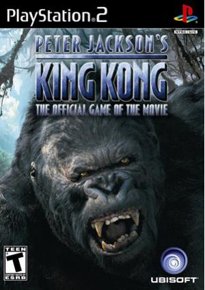 GamesGuru.rs - King Kong - Igrica za PS2
