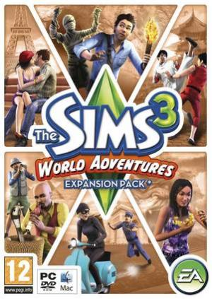 GamesGuru.rs - The Sims 3 - World Adventures (Expansion) - Igrica za kompjuter