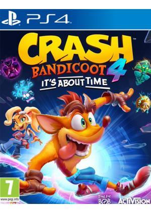 PS4 Crash Bandicoot 4 It's about time - GamesGuru
