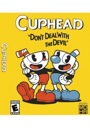 PC CUPHEAD (kod za elektronsku trgovinu)