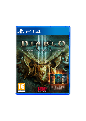 PS4 - DIABLO 3 ETERNAL COLLECTION