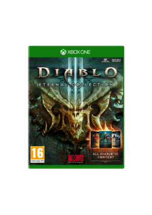 XBOX ONE - DIABLO 3 ETERNAL COLLECTION