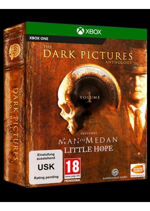 XBOX ONE The Dark Pictures Anthology: Volume 1 - Limited Edition- GamesGuru