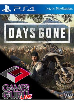 PS4 DAYS GONE GLIVE akcija - GamesGuru