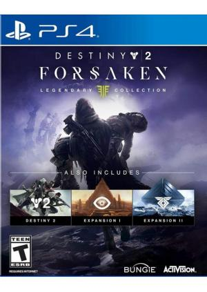 PS4 - DESTINY 2 FORSAKEN - LEGENDARY EDITION