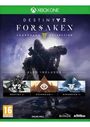 XBOX ONE - DESTINY 2 FORSAKEN - LEGENDARY EDITION
