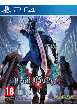 PS4 Devil May Cry 5 - GamesGuru