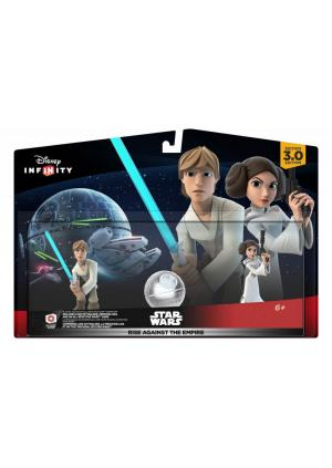 Infinity 3.0 Star Wars Playset - Rise against the Empire (Luke, Leia and Playset piece)