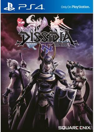PS4 Dissidia Final Fantasy NT Limited Edition Steelbook