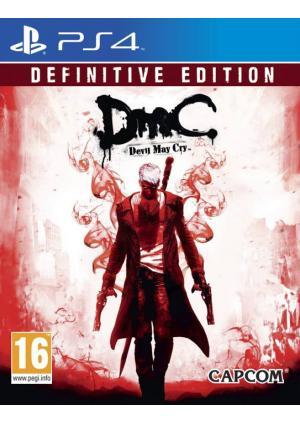 PS4 Devil May Cry - Definitive Edition - GamesGuru