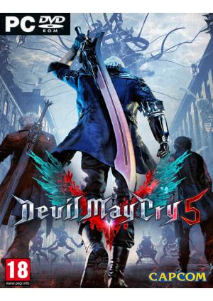 PC Devil May Cry 5 - GamesGuru
