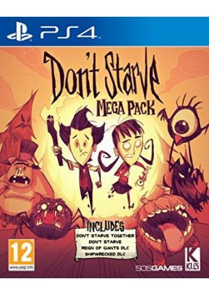 PS4 Don't Starve Mega Pack